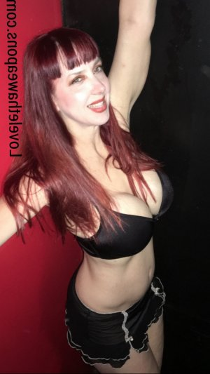 Levina casual sex in Tuscaloosa Alabama
